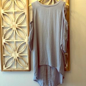Other - SOLD✅Cold shoulder made in Italy dress